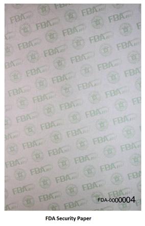 FDA Paper