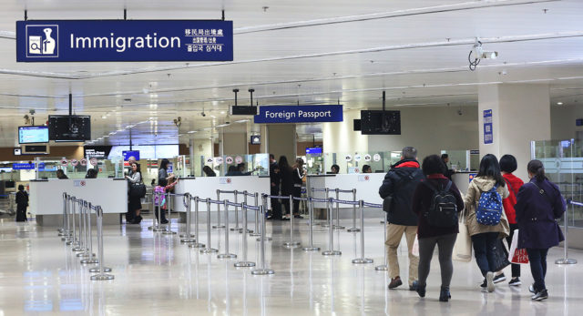 PH restriction to foreign entry eases